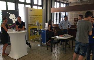Ausbildungsplatzbörse im BIZ München