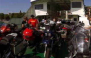 Motorradausflug 2015