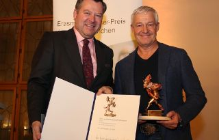 Erasmus-Grasser Preis 2016