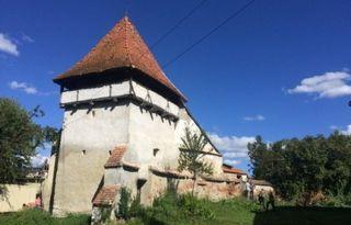 Lehrlingsbaustelle Martinsdorf / Rumänien im Rahmen des Erasmus+ Projekts