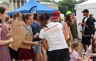 Jugendfestival OBEN OHNE