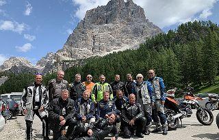 Motorradtour der Dachdecker 2019